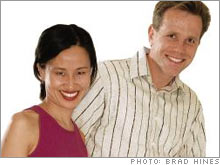 The Rosendahl-Changs need a new, combined portfolio that works for them as a couple, not two singles.
