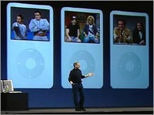 Apple launched its video iPods in October