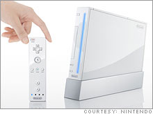 Nintendo's next generation system - currently code-named Revolution.