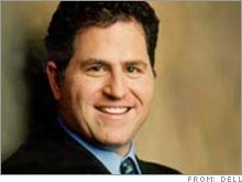 Dell chairman and founder Michael Dell