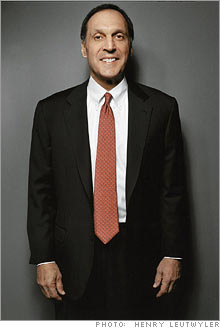 Dick Fuld, CEO of Lehman Brothers