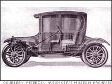 Diagram of the 1917 Woods Dual Power