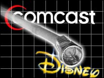 Although Comcast abandoned its takeover bid for Disney two years ago, some are still concerned that Comcast may be looking to make another run for a media company.