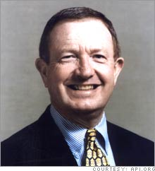 American Petroleum Institute President Red Caveney