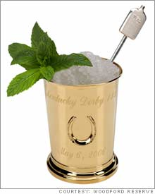 The $1,000 mint julep.