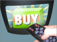 'UP' SIDE DOWN: TV ADVERTISERS HOLD BACK FOR INTERNET DEALS 1