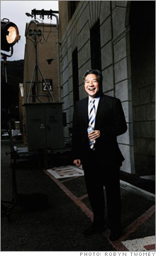 Kevin Tsujihara, Warner Brothers' Home Entertainment division head
