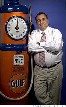 Gulf Oil CEO Joe Petrowski