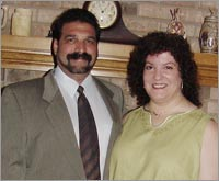Jeff and Leonora Claudio