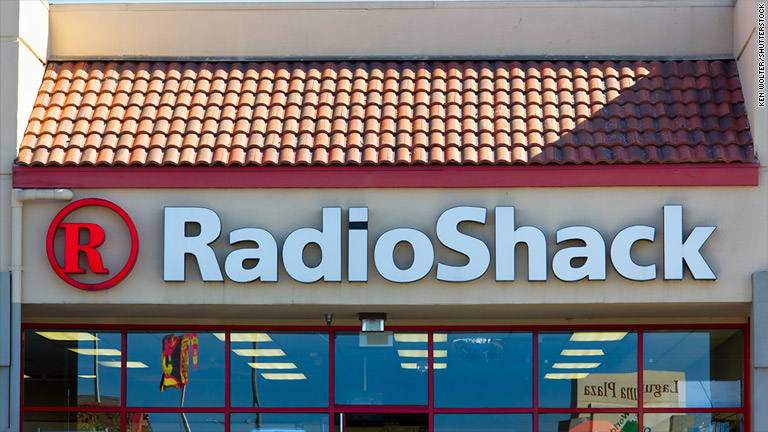 RadioShack to sell name with $20 million opening bid