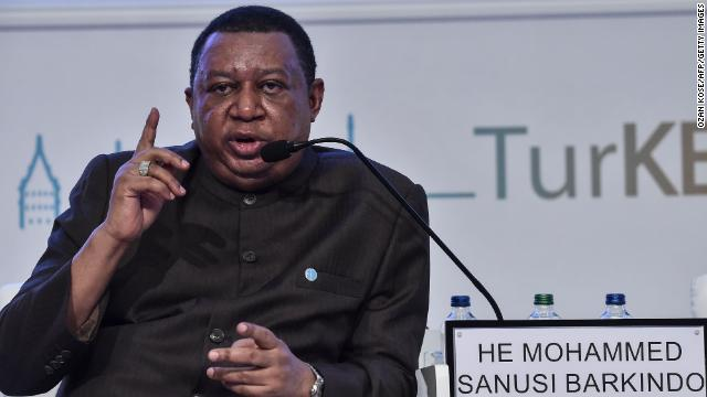 OPEC Chief issues warning on abandoning Iran deal