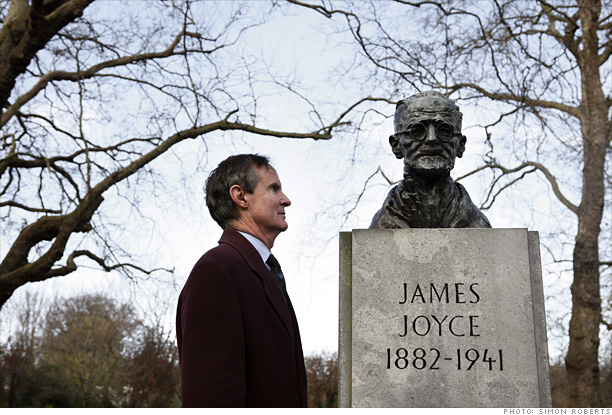 What would Joyce say now?