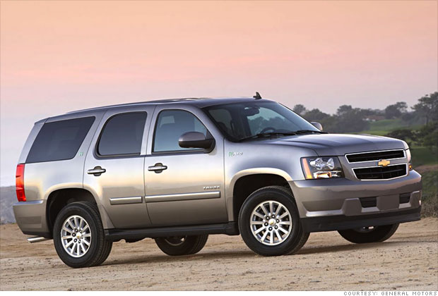 J D Power Best New Cars Large Suv Or Crossover Cnnmoney