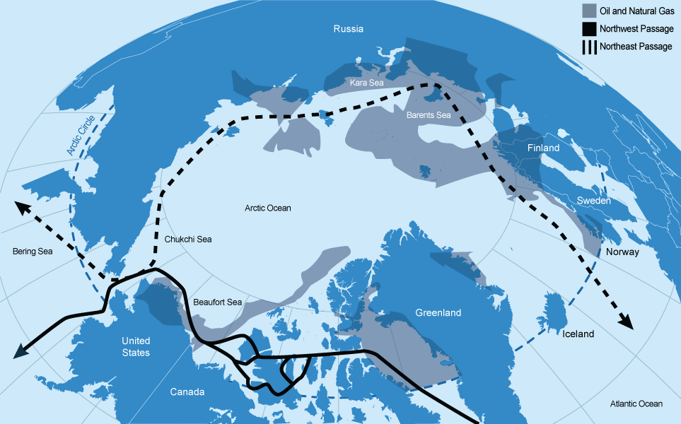 Finding oil and gas in the arctic ocean cnnmoney finding oil and gas in the arctic ocean gumiabroncs Gallery